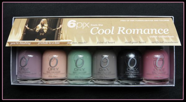 Orly Cool Romance Collection