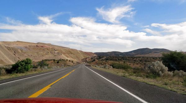 Lordsburg-Silver City route