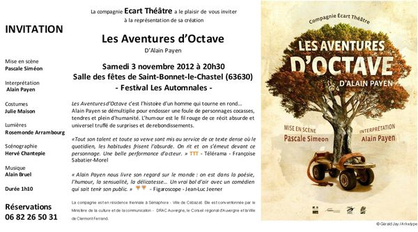 Copie de Invitation Les Automnales 3nov2012