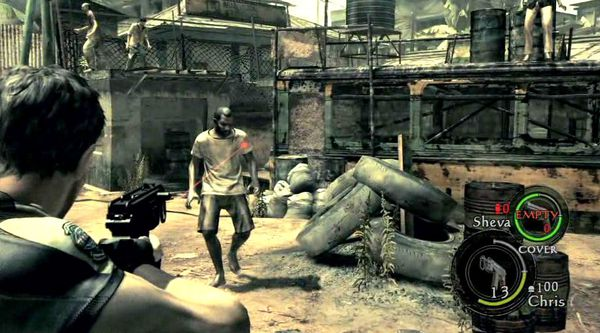Test de resident evil 5 par performance pc