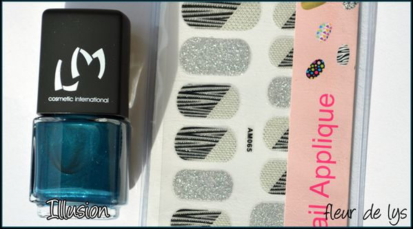 LM COSMETIC ILLUSION + patch ongles