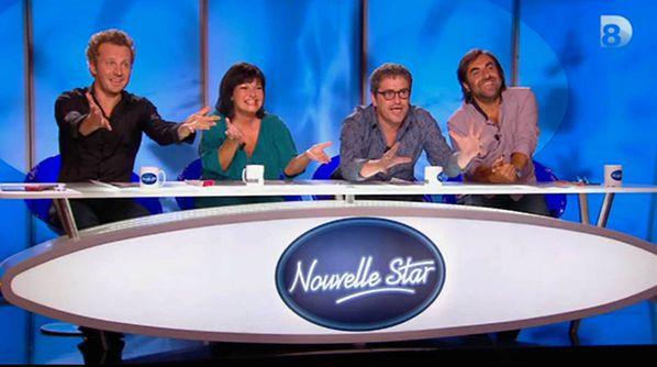 Nouvelle Star 2014 - Le jury - Le carnet de Jimidi