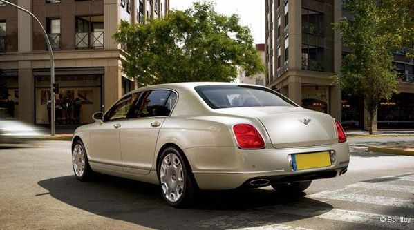 Bentley Continental Flying Spur ar