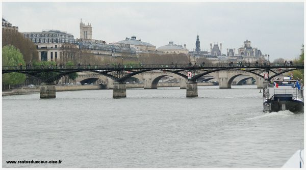 Paris Passerelle des Arts