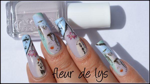Nail Art asiatique2