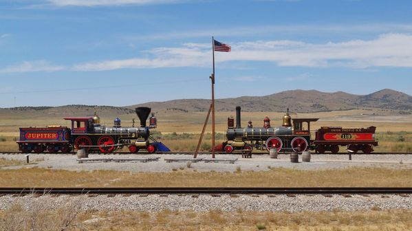 Golden Spike National Historical Monument