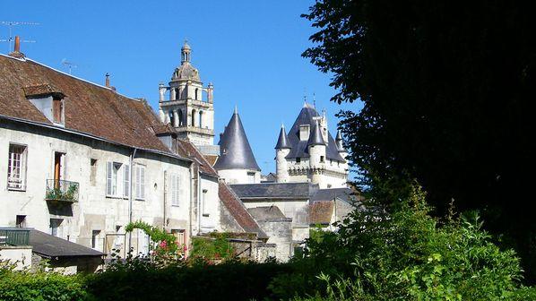 2106 La Tour St-Antoine et Jardin publique, Loches