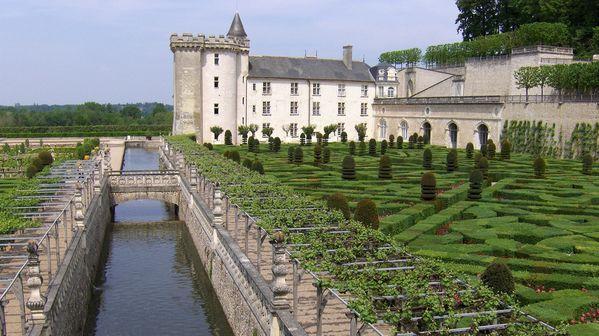 1516a Château de Villandry
