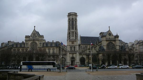 178a Church of Saint-Germain-l'Auxerrois, Paris