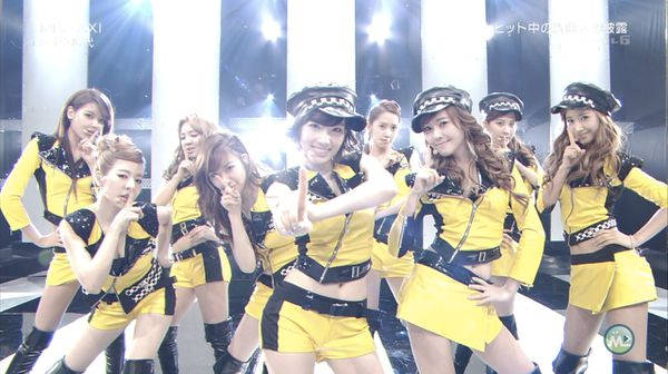 SNSD Music Station 130511