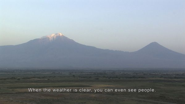 """Relocation"" by Pieter Geenen reflects on how and to what extent Mount Ararat (still) defines Armenian identity"