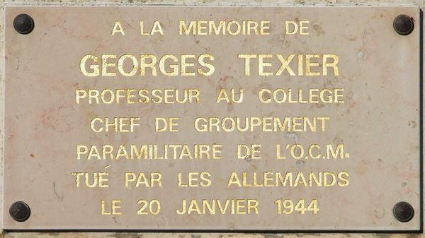 20100120 commémoration-Georges-Texier 001-plaque