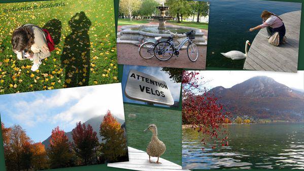 eve lac automne
