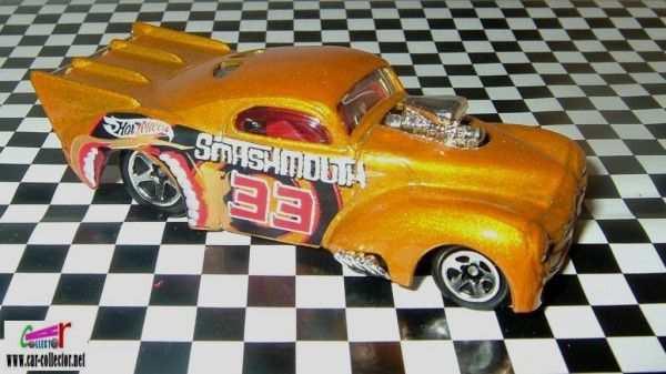 41 willys pack 5 smashville 2004