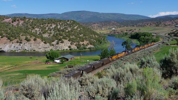 Jour 3 route vers Grand Junction