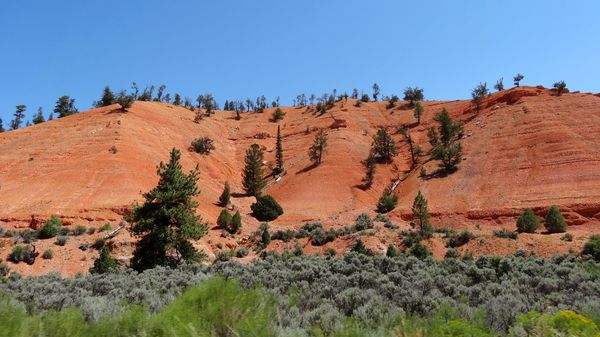 Bryce Canyon direction Kanab