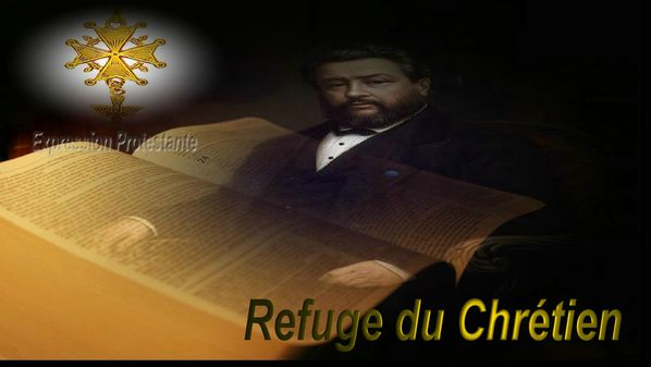 Spurgeon refuge du chrétien 54