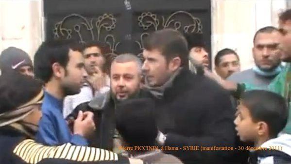 PP à Hama