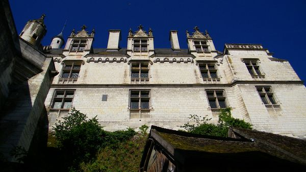 2130 Logis royal, Fort Saint Ours, Loches