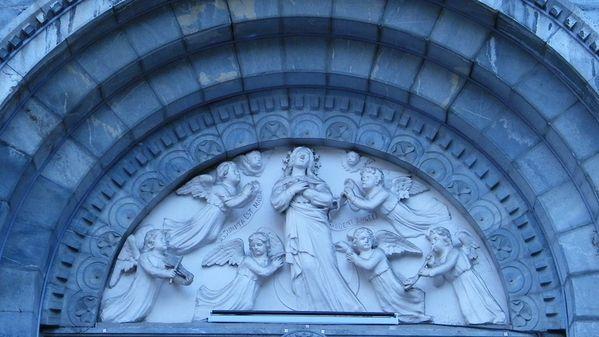 22223 Église Notre-Dame de l'Assomption, Bagnères-de-Lu