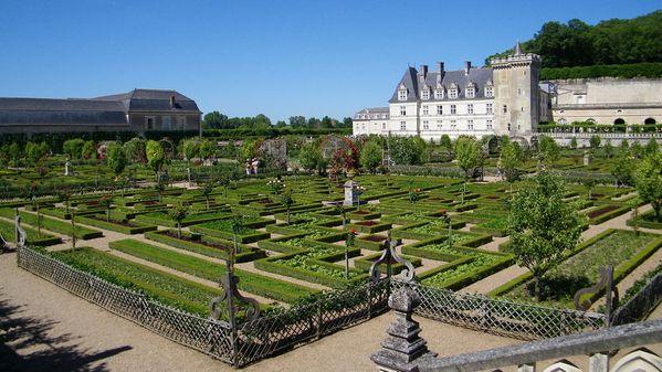 1519 Château de Villandry