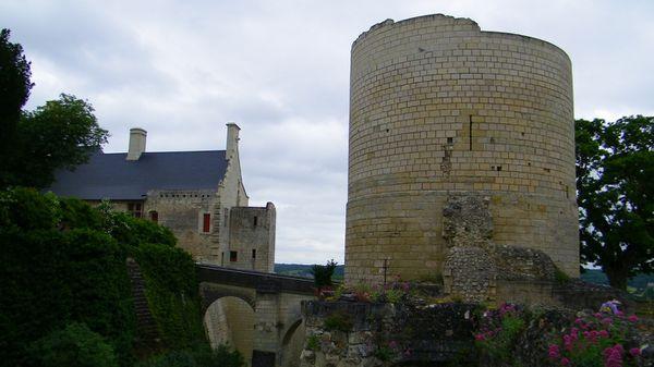 1619b Tour du Coudray, Château de Chinon