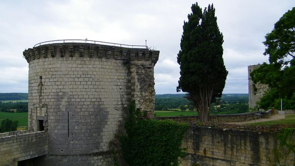 1619f Tour de Boissy, Château de Chinon