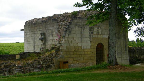 1622 Tour des Chiens, Château de Chinon
