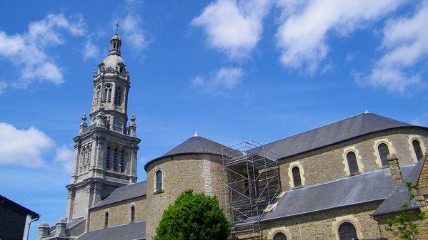 2733 Basilique Saint-Gervais, Avranches