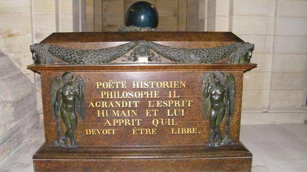 014 Voltaire, Panthéon, Paris