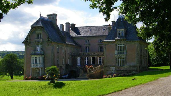 006c Parc du château de la Germonière, Le Vast