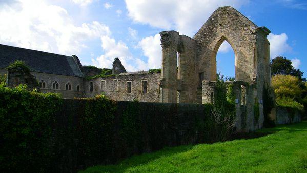 083 L'abbaye Notre-Dame du Vœu, Cherbourg