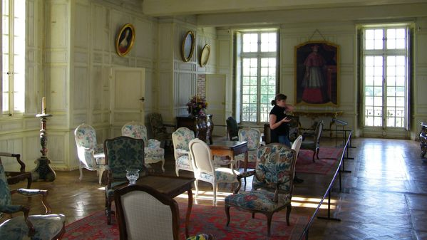 228 Grand Salon, Château de Carrouges