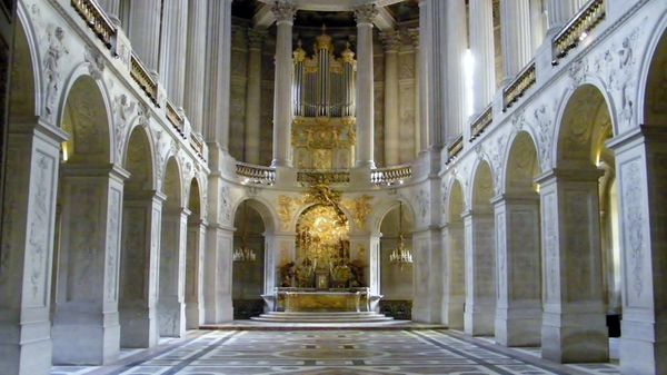 240 The Royal Chapel, Versailles