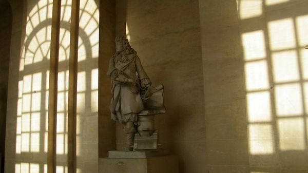 247a North Wing Statue, Versailles