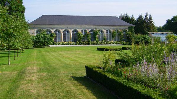 018 Orangerie, Château d'O à Mortrée
