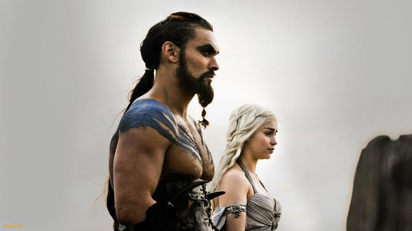 Khal-Drogo-and-Daenerys-Game-of-Thrones-1