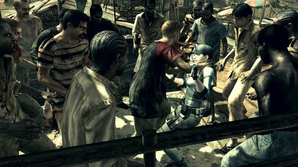 Test de resident evil 5 performance pc
