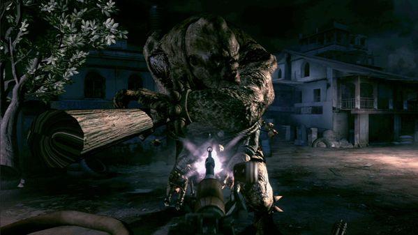 Test de resident evil 5 pour performance pc