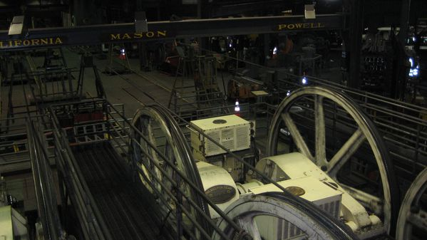 SF15m 1454 Cable Car Museum