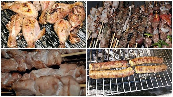 barbecue l algerie