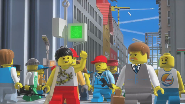 LEGO The Adventures of Clutch Powers 2