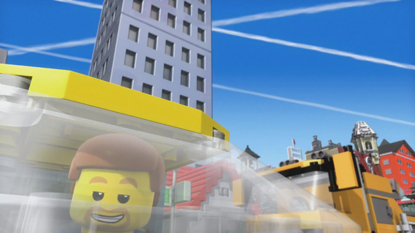 LEGO The Adventures of Clutch Powers 3