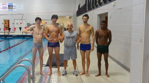 Fred BULLOT & DARTON COMMUNITY COLLEGE SWIM TEAM