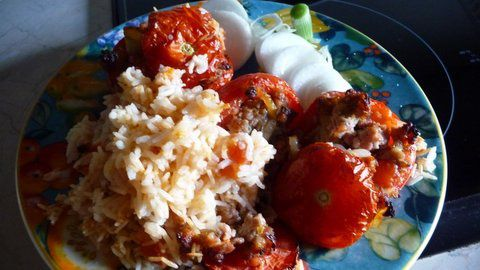 TOMATE FARCIE 1