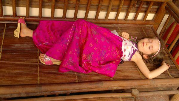 Azi sleeping beauty
