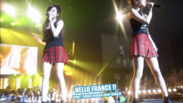 Tiffany singing