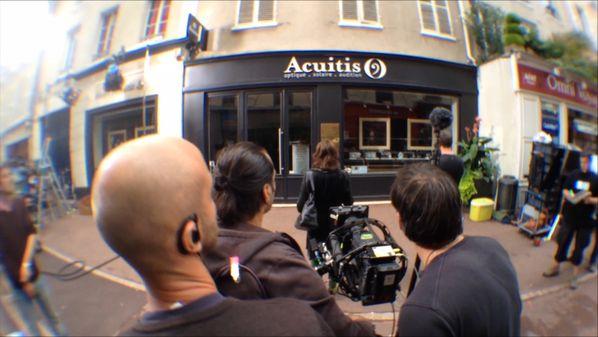 Tournage de CLEM saison IV à Saint-Germain-en-Laye en vidéo N°3