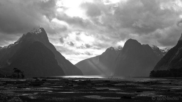 Mitre Peak, Fiordland National Park