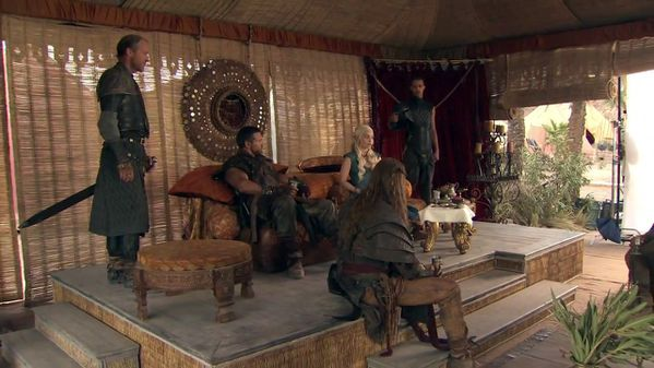 Le Trône de Fer - Game of Thrones - Page 6 Game-of-thrones---Le-trone-de-Fer---saison-3---tournage---3